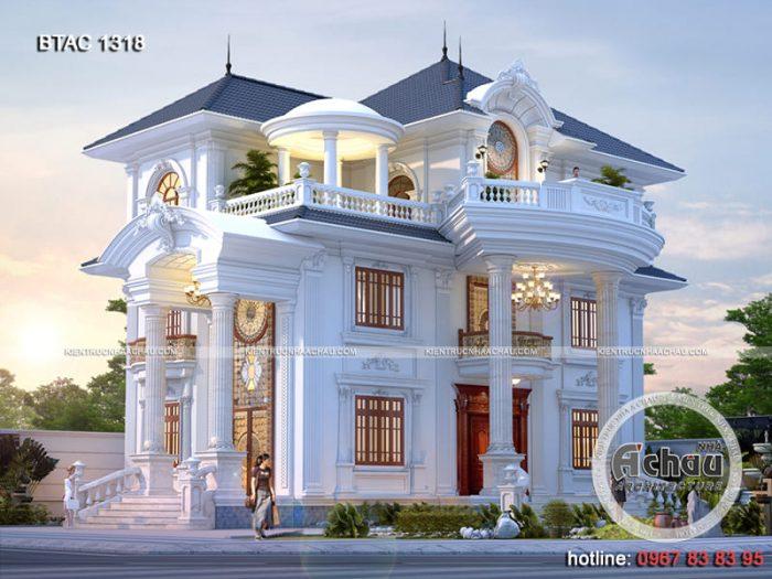 nhà biệt thự đẹp
