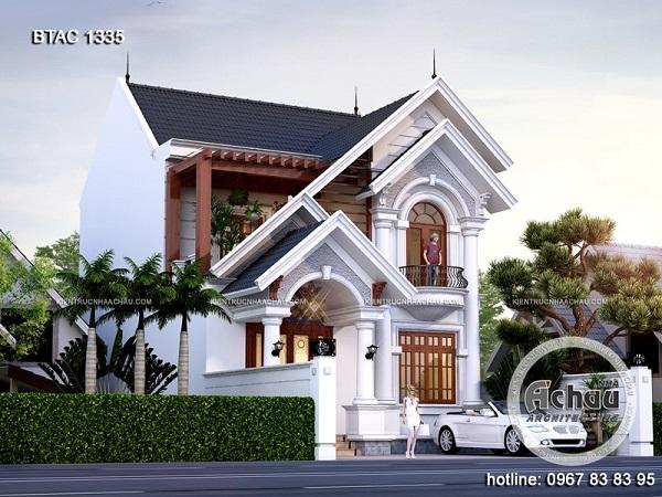 Các mẫu thiết kế nhà 2 tầng đẹp