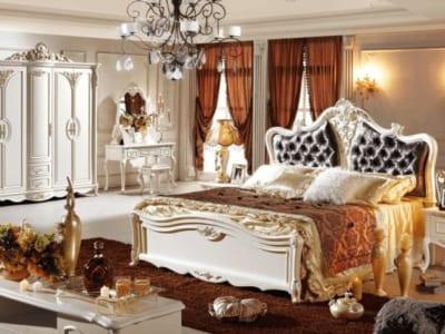 Thiết kế nội thất cổ điển cho biệt thự - Nhà Á Châu