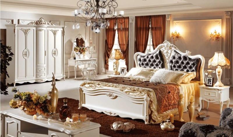 Nội thất phong cách cổ điển dành cho biệt thự