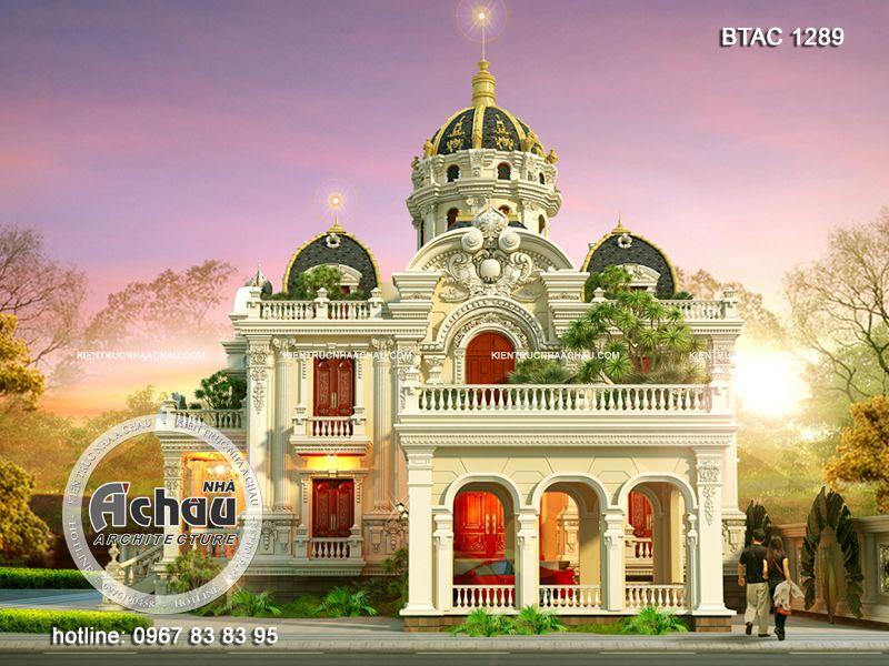 Những ngôi biệt thự đẹp nhất phải chiêm ngưỡng một lần trong đời