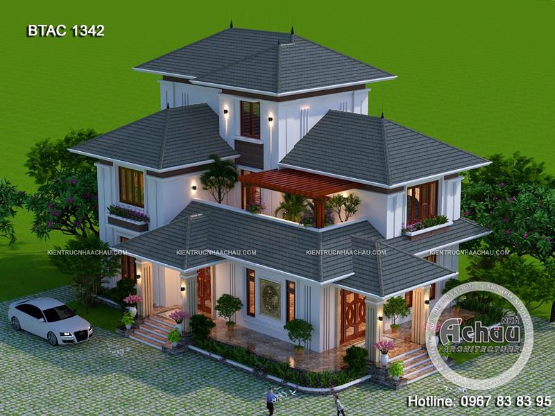 công ty kiến trúc xây dựng Nhà á Châu