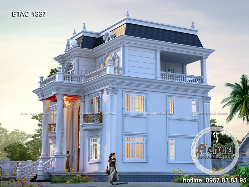bản vẽ thiết kế nhà đẹp