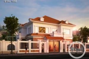 Nhà 2 tầng 5 phòng ngủ sang trọng ở Đà Nẵng - BTAC 1056
