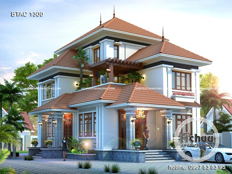 Nhà đẹp đơn giản – Ngôi nhà đáng mơ ước