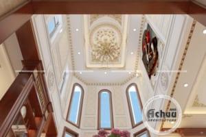 không gian thiết kế nhà đẹp