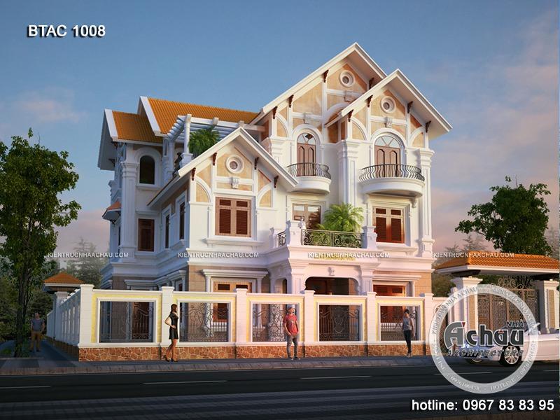 Nhà biệt thự hiện đại đẹp và đơn giản tại Thanh Hóa