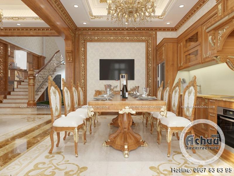 Thiết kế nội thất biệt thự sang trọng, đẳng cấp được ưa chuộng nhất năm 2019