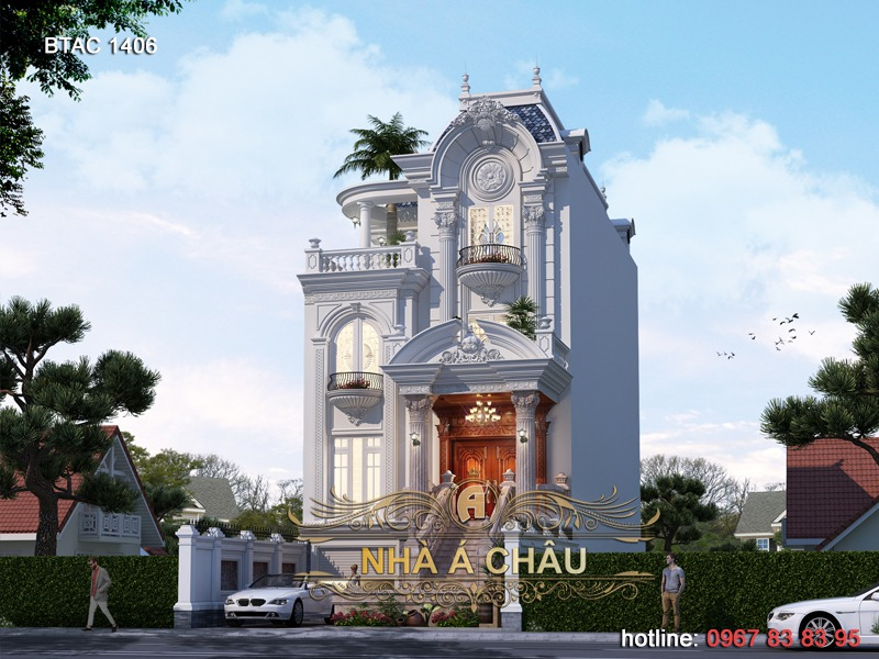 biệt thự 3 tầng tại Ninh Bình