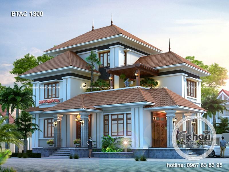 nhà đẹp vĩnh phúc, thiết kế biệt thự tại Vĩnh Phúc