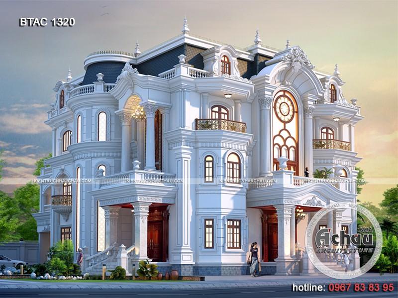 thiết kế biệt thự tại đồng nai