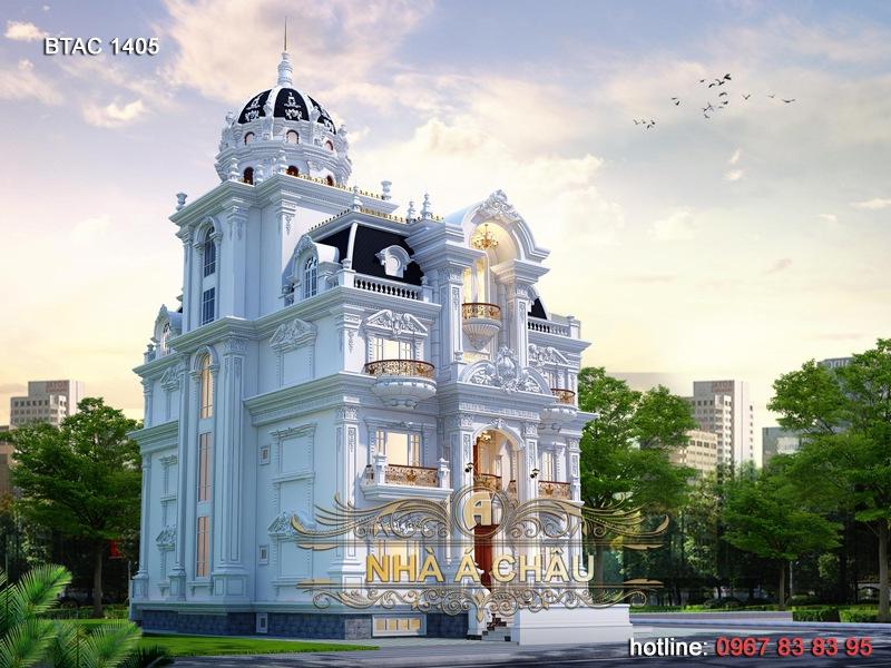 thiết kế biệt thự tại khánh hòa 1405