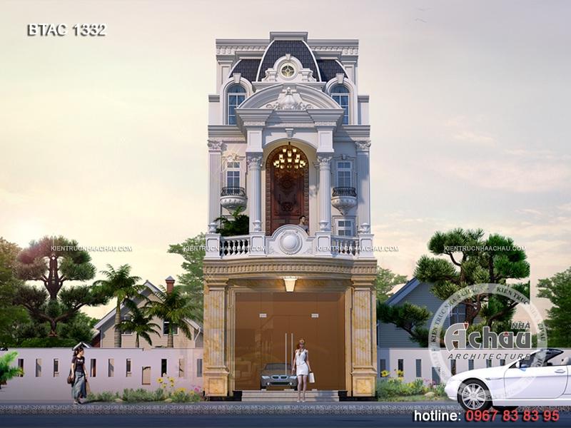 mẫu thiết kế biệt thự tại Nam Định