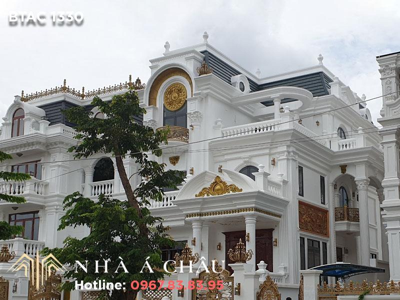 Thiết kế biệt thự tại Quảng Ninh BTAC 1330 – Mẫu thiết kế lý tưởng cho mái ấm tương lai
