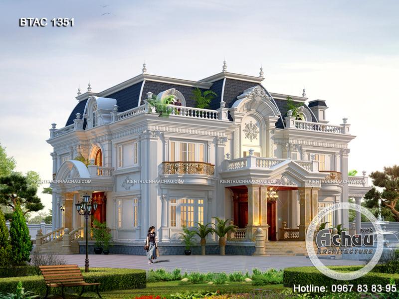 công ty thiết kế xây dựng nhà 2 tầng đẹp