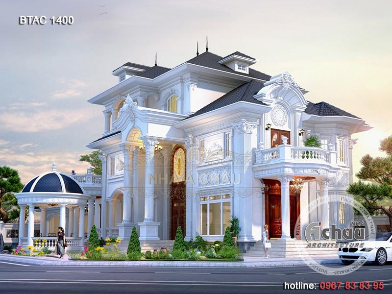 công ty thiết kế biệt thự đẹp nhất