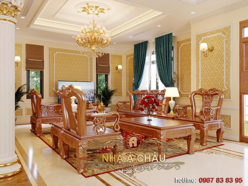 thiết kế phòng khách đẹp 1344