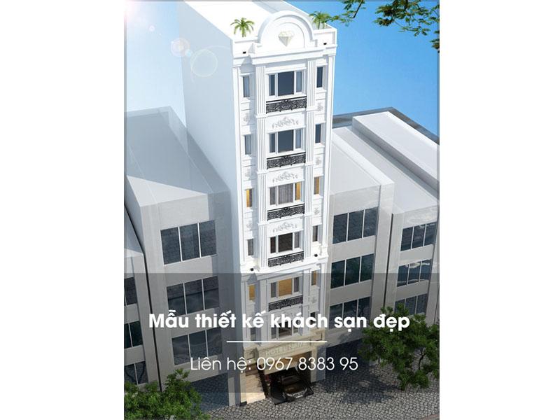 bản vẽ thiết kế khách sạn mini, thiết kế khách sạn mini hiện đại, thiết kế khách sạn mini 200m2, thiết kế phòng khách sạn mini