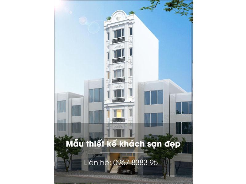 Ấn tượng với mẫu thiết kế khách sạn mini bắt mắt gây sốt trong thời gian qua