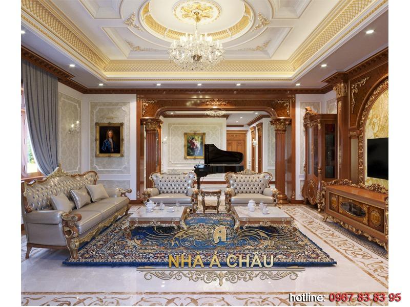 Giải pháp cho xu hướng thiết kế nội thất biệt thự đẹp 2020