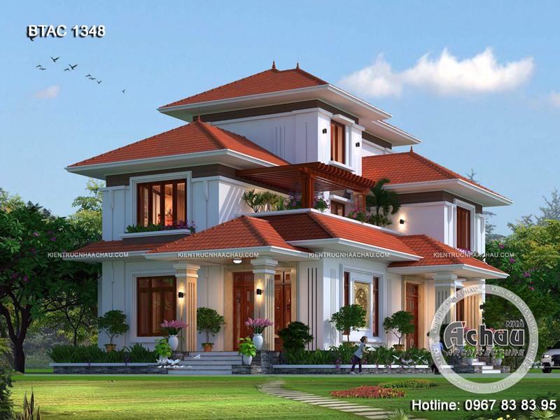 thiết kế nhà vườn đẹp hiện đại