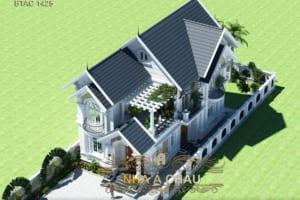 biệt thự 2 tầng đẹp 2020-1425
