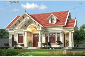Ảnh nhà biệt thự mái Thái