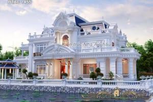 Mẫu nhà mới 2020 - Siêu phẩm hoàn hảo dành cho mọi gia đình - BTAC 1455