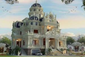 lâu đài đẹp 2020