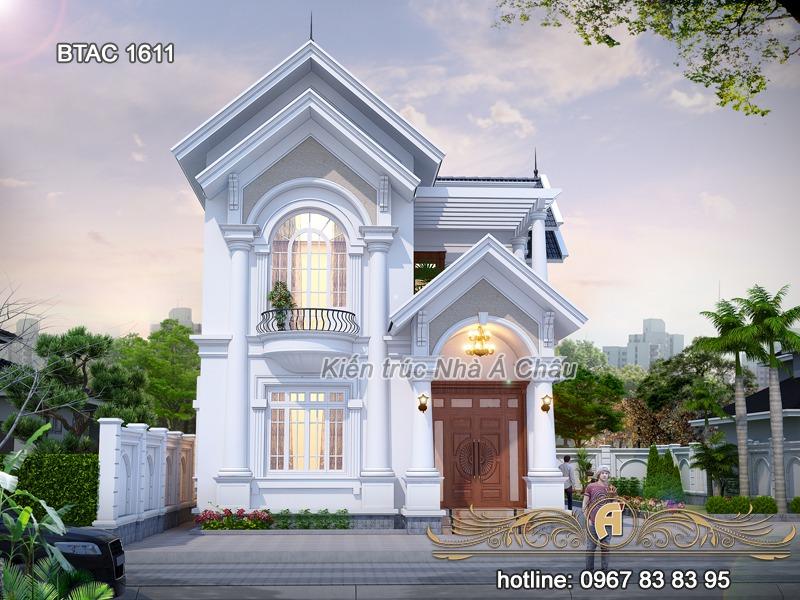 mẫu thiết kế nhà đẹp năm 2020