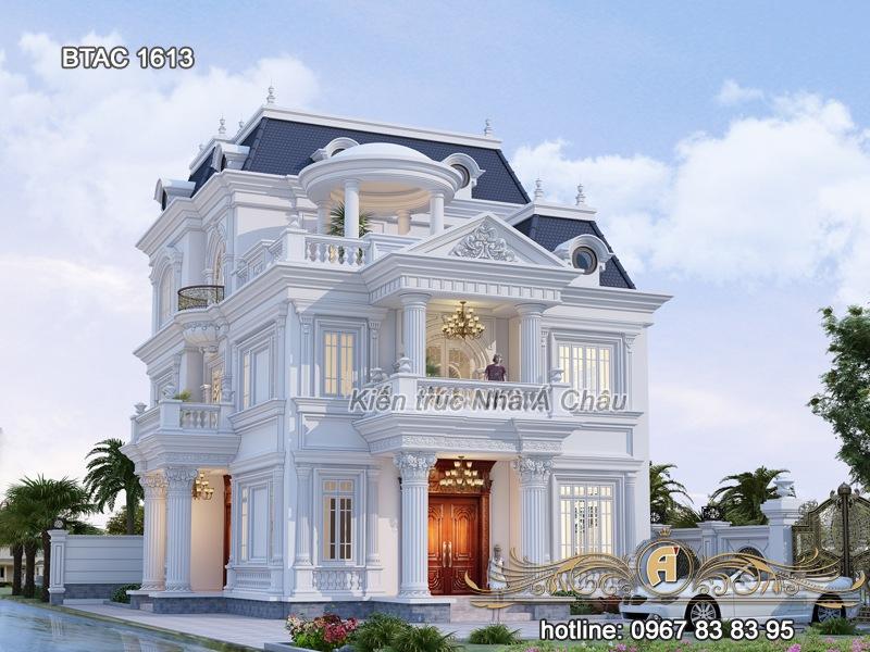mẫu nhà 3 tầng đẹp 2020-1613