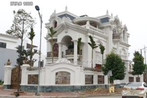 Thi công biệt thự trọn gói chất lượng tại Thái Nguyên