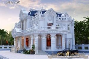 Mẫu thiết kế nhà 1455