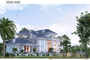 Biệt thự vườn 3 tầng đẹp 2020