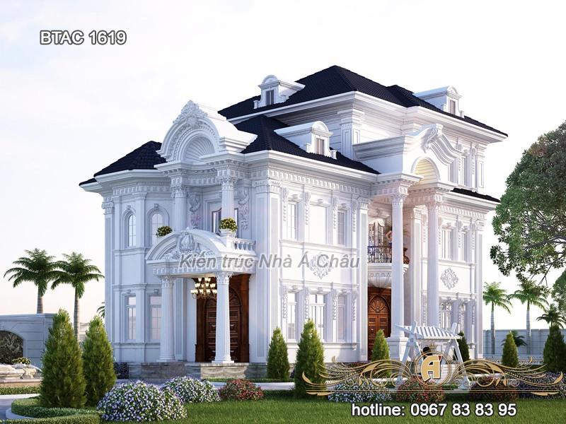 biệt thự đẹp tại Ninh Bình