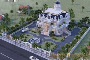 Thiết kế biệt thự nhà vườn đẹp cần lưu ý những gì???
