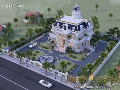Thiết kế biệt thự nhà vườn đẹp cần lưu ý những gì?