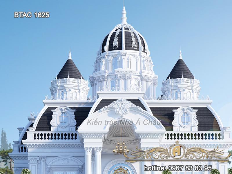 Mái biệt thự BTAC 1625