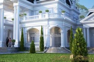 Biệt thự BTAC 1625 - Cây xanh