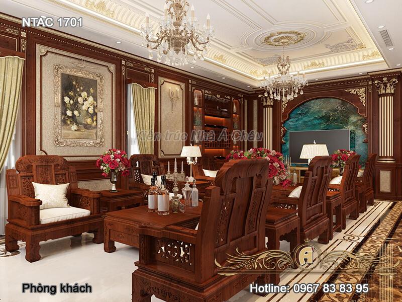 Thiet Ke Noi That Ntac 1701 Phong Khach 1