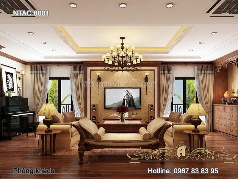 Thiet Ke Noi That Chung Cu Phong Khach Ntac 8001