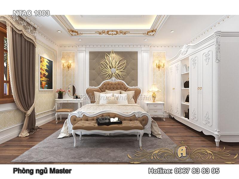 Thiet Ke Noi That Ntac 1303 Phong Ngu Master 1