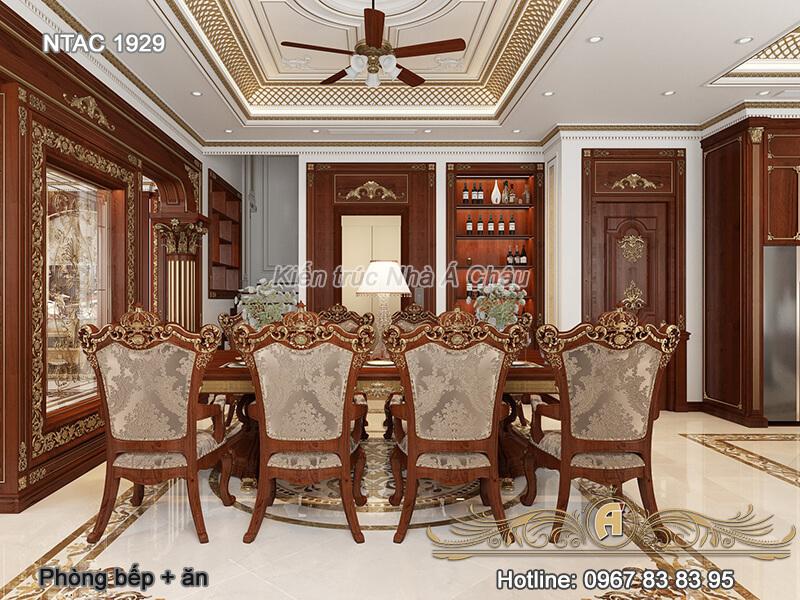 nội thất gỗ gõ đỏ, Thiet Ke Noi That Ntac 1929 Phong Bep An 2