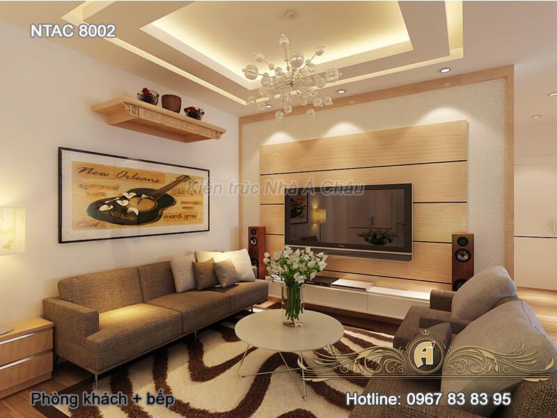 Thiet Ke Noi That Ntac 8002 Phong Khach Bep