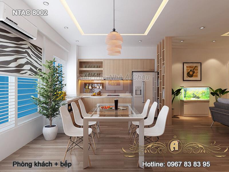 Thiet Ke Noi That Ntac 8002 Phong Khach Bep 2