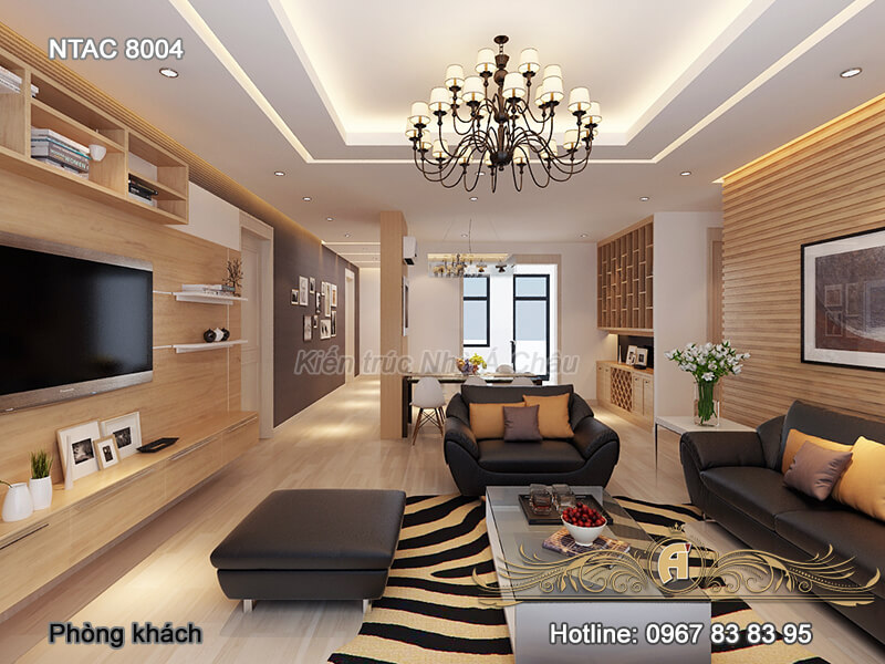 nội thất chung cư 8004, Thiet Ke Noi That Chung Cu Ntac 8004 4