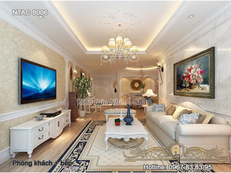 Thiet Ke Noi That Phong Khach Ntac Ntac 8006 3