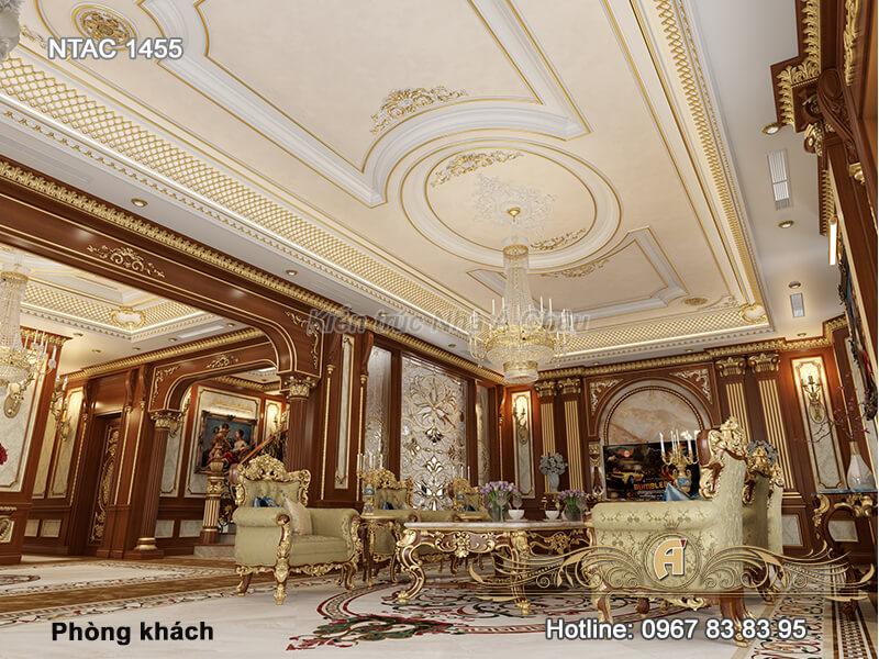 Thiết kế nội thất đẹp nhất 2020 – BTAC 1455