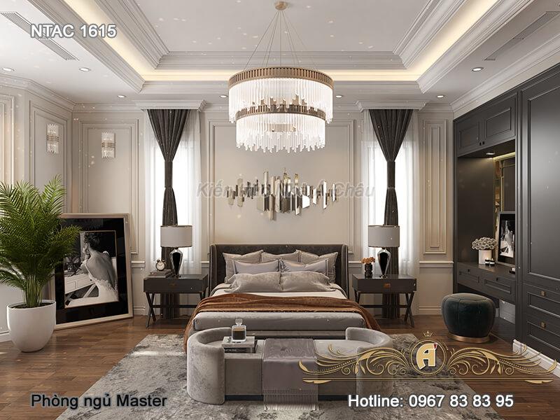 Phòng ngủ Master 2 - NTAC 1615