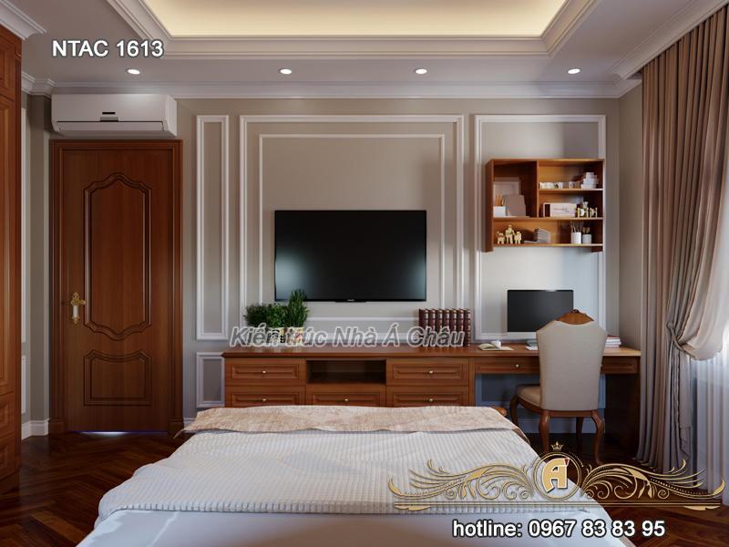 Thiết kế nội thất phòng ngủ NTAC 1613 2 3